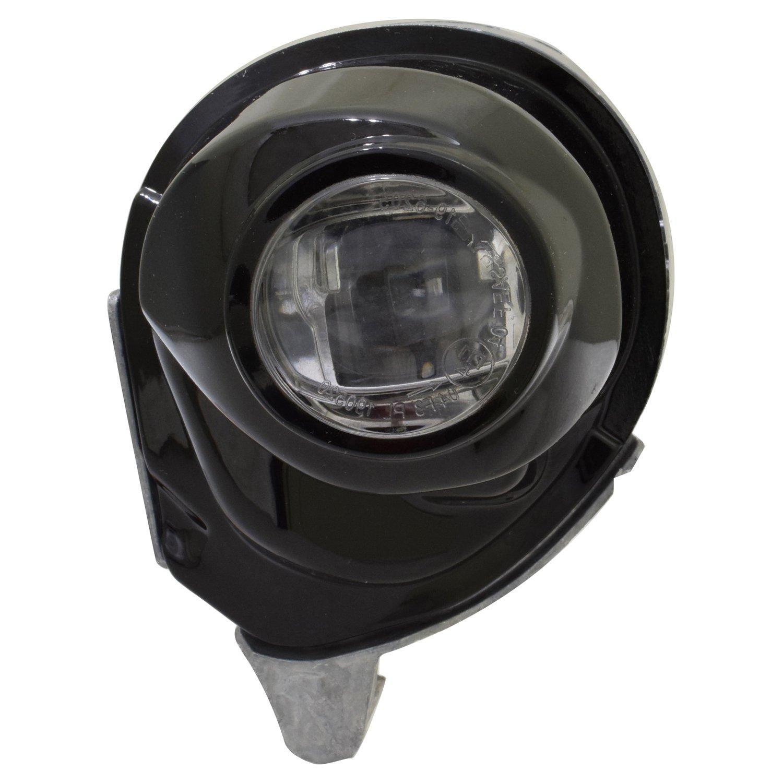 No variation Multiple Manufactures MA2592128OE Standard Fog Light Assembly