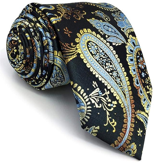 S&W SHLAX&WING Corbatas Para Hombre Corbatas MulticolorRojo ...