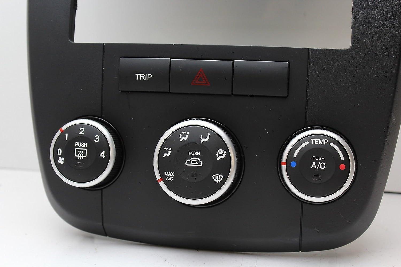 02 03 04 Kia Spectra Heater AC Temperature Climate Control NICE OEM With AC