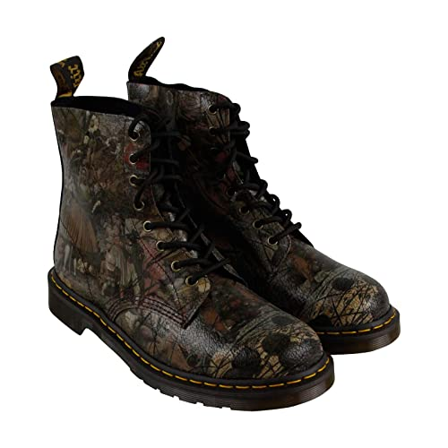 Dr Martens X Tate Britain Dadd Unisex 1460 Pascal Crystal Suede Boot Multi-Multi-12 Size 12: Amazon.es: Zapatos y complementos