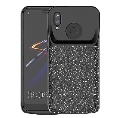 Amazon.com: Huawei P20 Lite/Nova 3e Battery Case, BasicStock ...