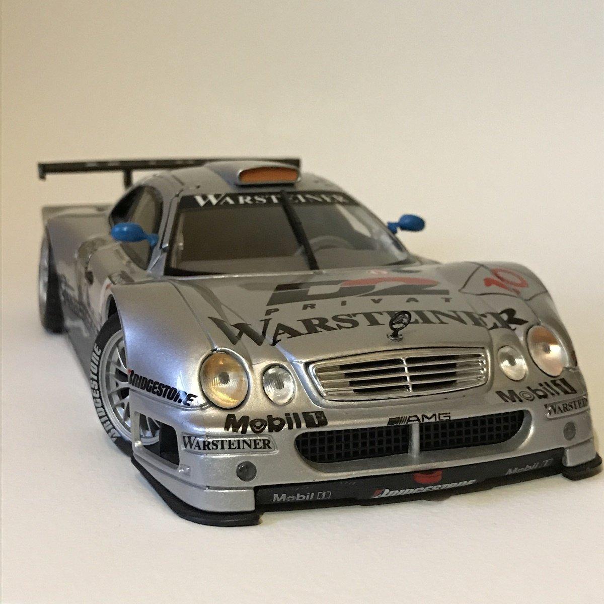 Maisto 1/18 Scale diecast - 38848 Mercedes Benz CLK GTR #12 B005FAP7D0