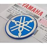 Llavero Yamaha con el logotipo de Yamaha en azul.: Amazon.es ...