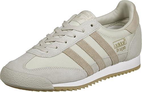Zapatillas Adidas - Dragon OG Hueso/Marrón/Caramelo Talla: 42: Amazon.es: Zapatos y complementos