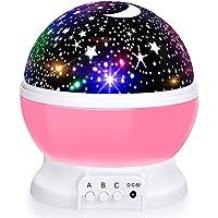 Baby Night Lights, Moon Star Projector