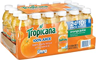 product image for Tropicana 100% Orange Juice 10 oz. bottles, 24 pk. (pack of 4) A1