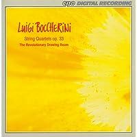 Boccherini: String Quartets, Op. 33