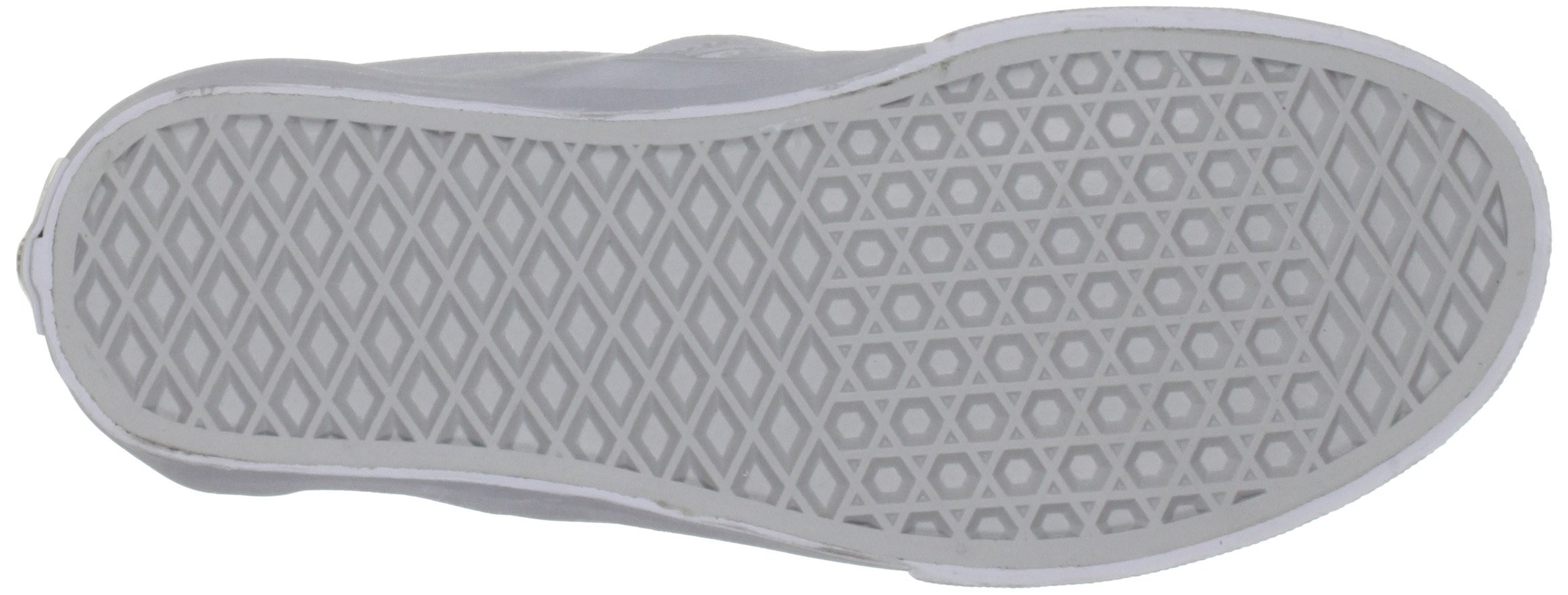 Vans Unisex Classic Slip-On(tm) Core Classics True White (Canvas) Sneaker Men's 6.5, Women's 8 Medium by Vans (Image #3)