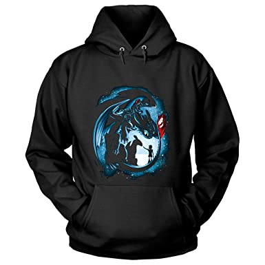 d30a4de69 Hiccup and Toothless T Shirt, How to Train Your Dragon T Shirt - Hoodie (