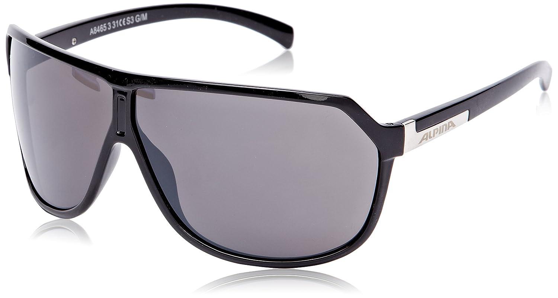 Alpina Mens A Mirror Ski Glasses Grey Amazoncouk Sports - Alpina sunglasses for sale