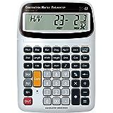 Calculated Industries 44080 Construction Master Pro-Desktop Advanced Construction Math Feet-Inch-Fraction Calculator…