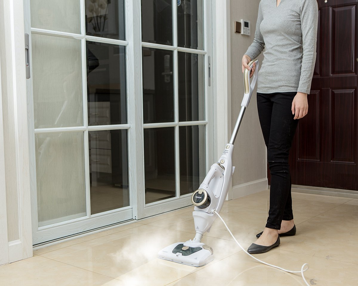 Amazon neatec steam mop and handheld steam cleaner amazon neatec steam mop and handheld steam cleaner multifunctional steamerfloor mop garment steamer carpet cleaner usm45c mop steamer health dailygadgetfo Gallery