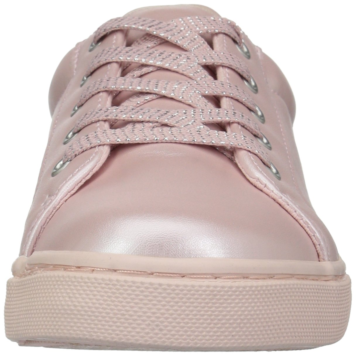 The Children's Place Girls' BG Emoji Sneaker, Pink, Youth 4 Medium US Big Kid by The Children's Place (Image #4)