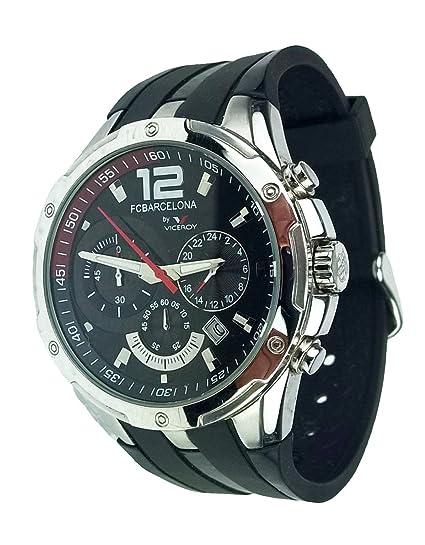 Viceroy Reloj FC Barcelona Reloj cronógrafo Oficial – para Hombre