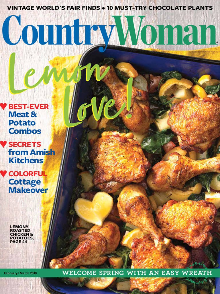 Country Woman Print Magazine