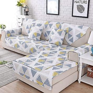 ZhangWww Four Seasons Universal Funda de sofá Antideslizante Cojín de sofá de múltiples tamaños Funda Universal con Todo Incluido Adecuada para ...