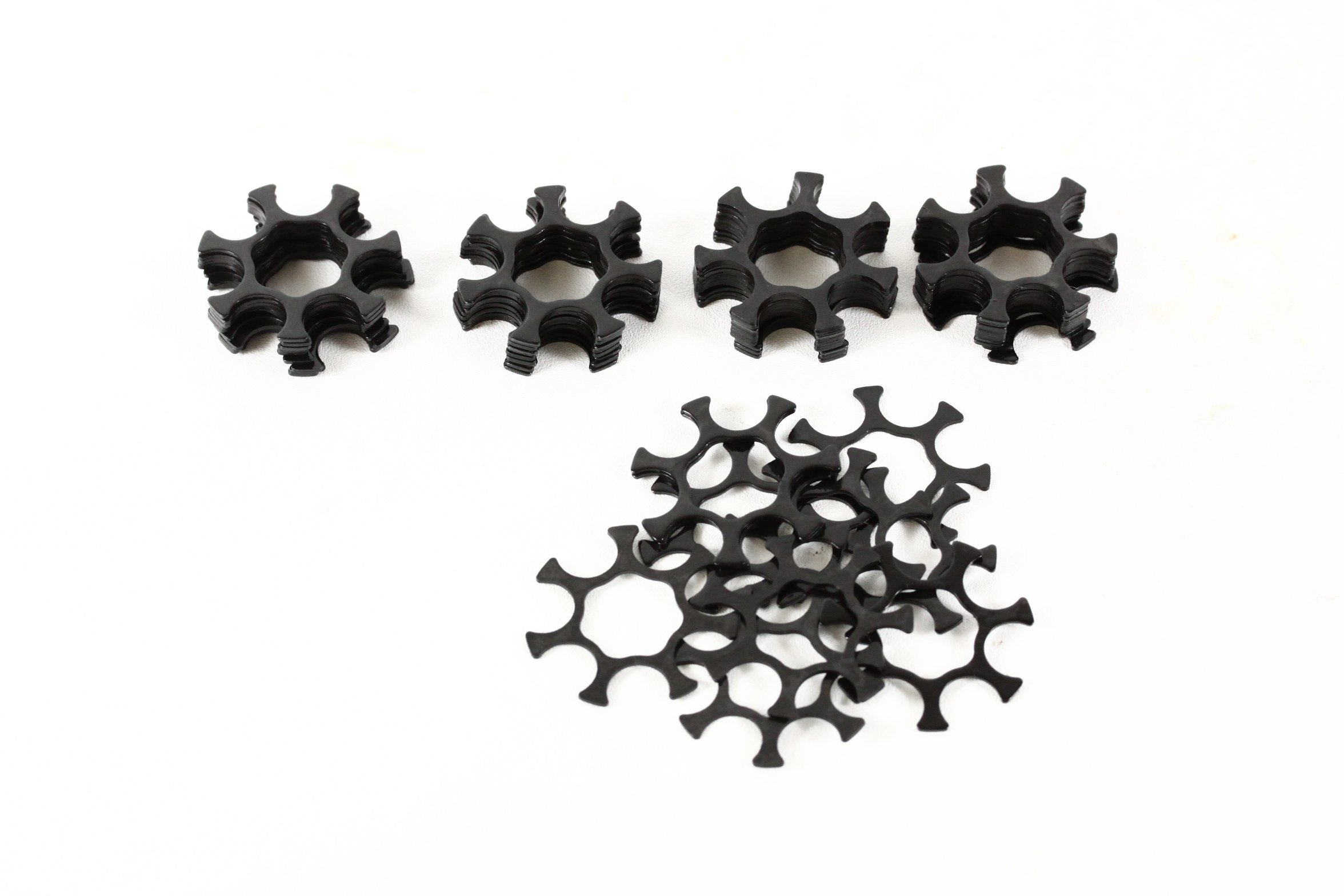 Speed Beez Full Moon Clips S&W 986 7 shot 9mm (Package of 50)