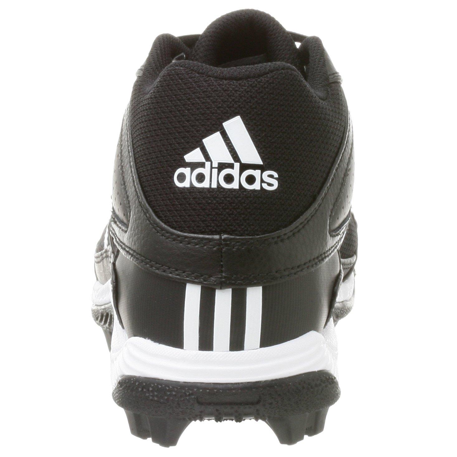 Adidas Corner Blitz Blitz Blitz 7 Md Low, schwarz   runwht   METSIL, 8 M eac9ad