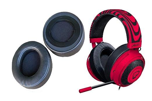 Auriculares de Piel para Razer Kraken 7.1 Chroma V2 Gaming Headset ...
