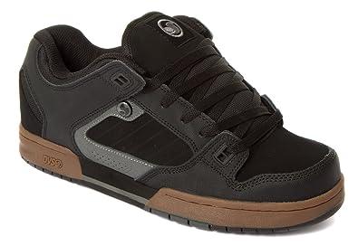 3e69b30e7772 Amazon.com  DVS Militia DVF0000110-964 Black Gunny MEN  Shoes