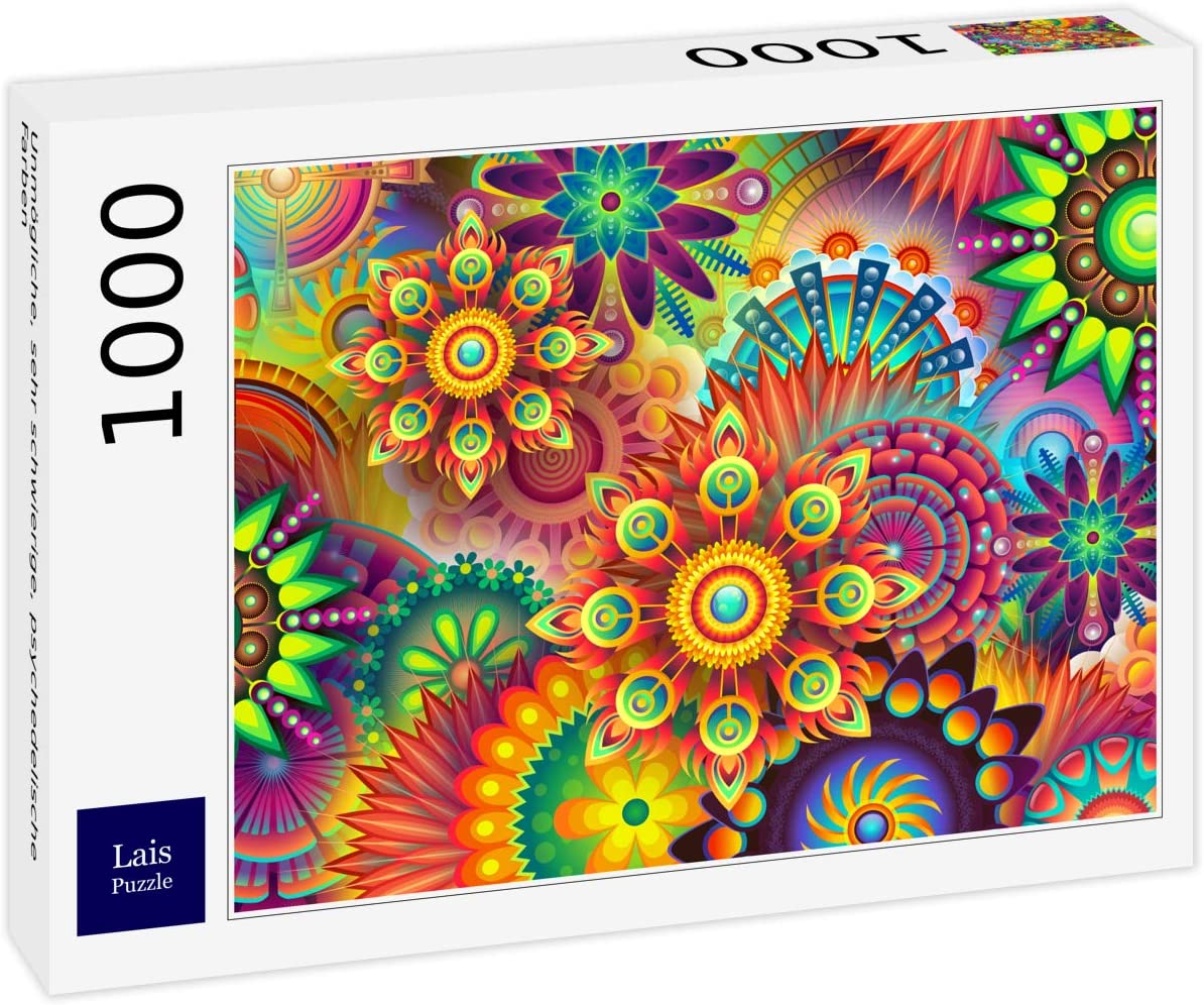 Lais Jigsaw Puzzle Impossible, very
