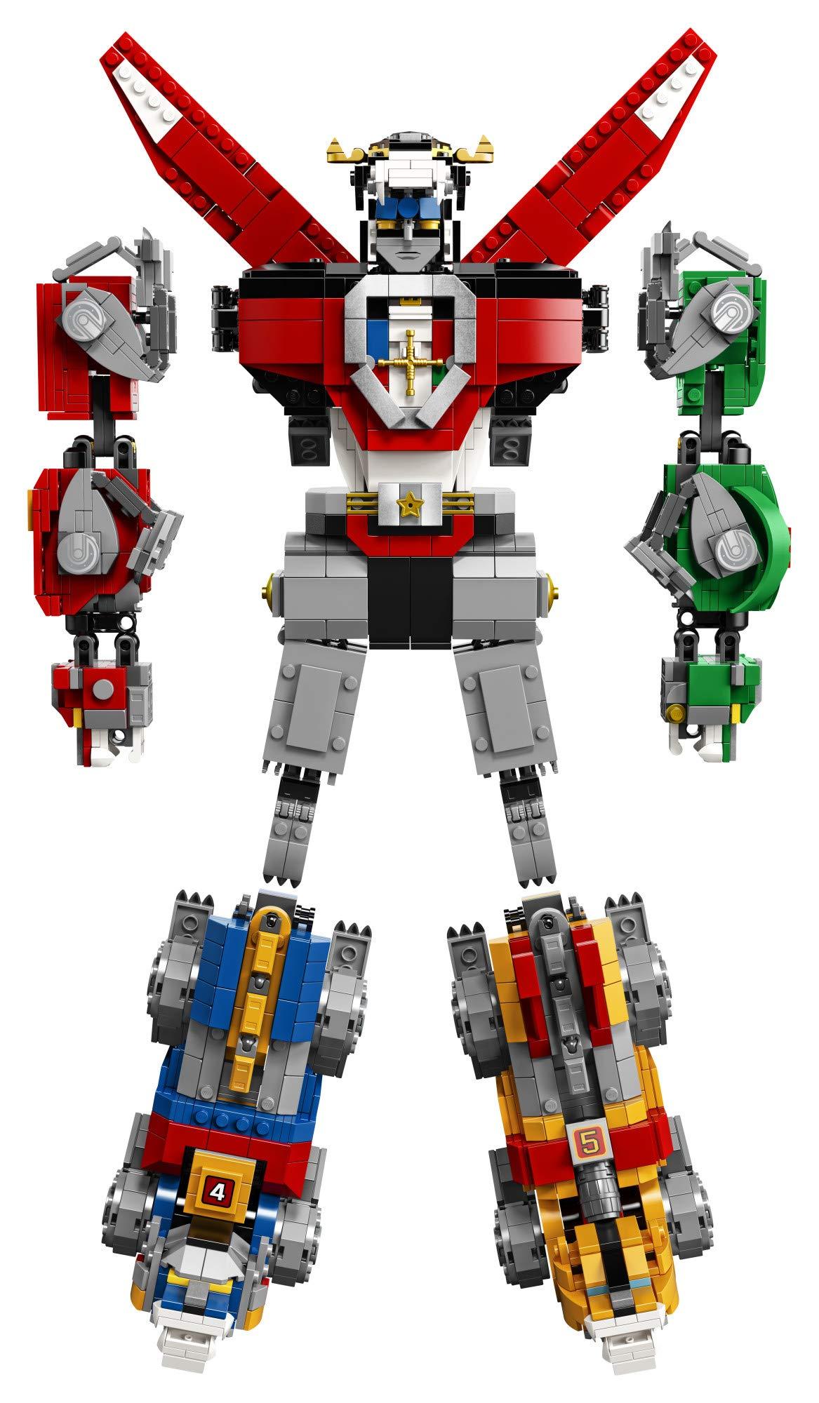 Ideas Pieces Building Lego Voltron 21311 Kit2321 3RLcjq54A