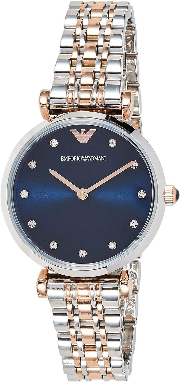 Emporio Armani Reloj para Mujer de Cuarzo