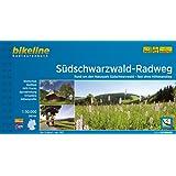 Bikeline Südschwarzwald-Radweg: Rund um den Naturpark Südschwarzwald - fast ohne Höhenanstieg, 240 km, Radtourenbuch 1 : 50 000, GPS-Tracks-Download, wetterfest/reißfest