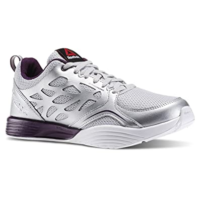 Reebok Cardio Inspire Low   silver/orchid/fuchsia