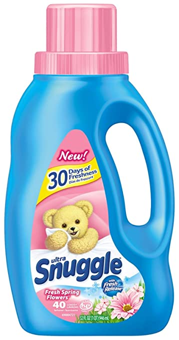 7bdfeb5a73 Image Unavailable. Image not available for. Color  Snuggle Liquid Fabric  Softener with Fresh Release ...