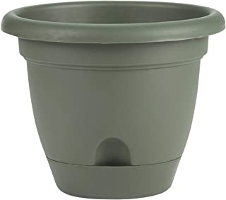product image for Bloem 010034 LP0842 Lucca Planter, Living Green, 8-Inch, 8""