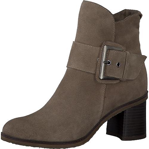 Tamaris Damenschuhe 1 1 25043 37 Damen Stiefeletten, Boots, Stiefel