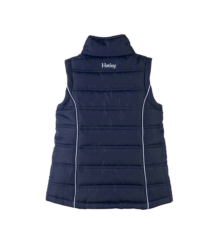 Hatley Girls Reversible Vests Gilet