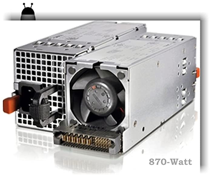 Dell VT6G4 Poweredge R710 T610 870W Redundant Power Supply A870P-00