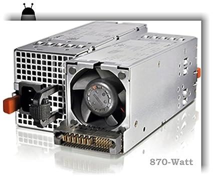 Amazon com: Dell 07NVX8 Poweredge R710 T610 870W Power Supply SUB