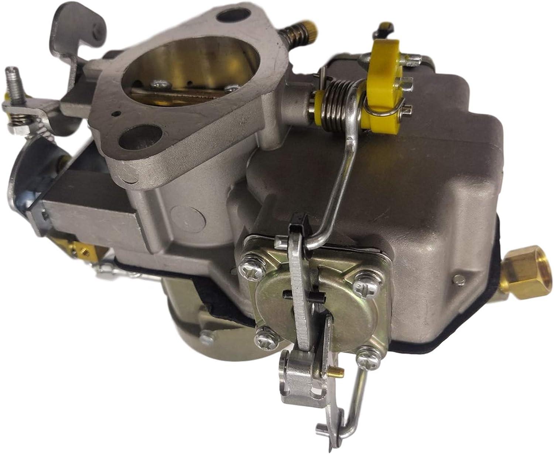 Carburetors & Parts Autolite 1100 1 Barrel Carburetor Replacement ...