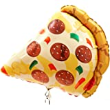 "29"" Mylar Pizza Slice Super Shape Balloon"