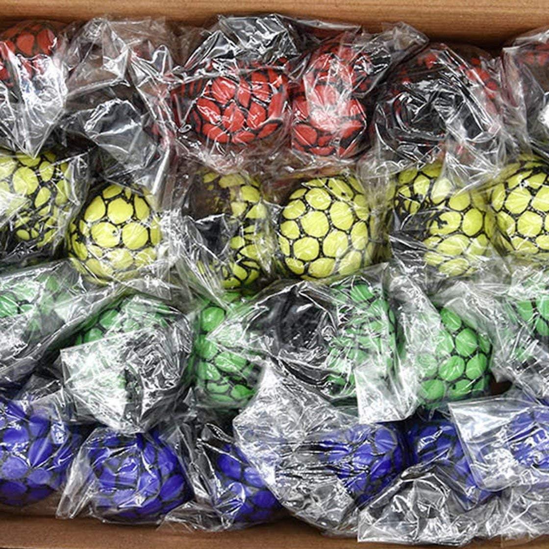 Jessicadaphne Soulagement du Stress Mignon Balle Novetly Squeeze Ball Main Poignet Exercice Antistress Slime Ball Jouet Dr/ôle Gadgets Jouets