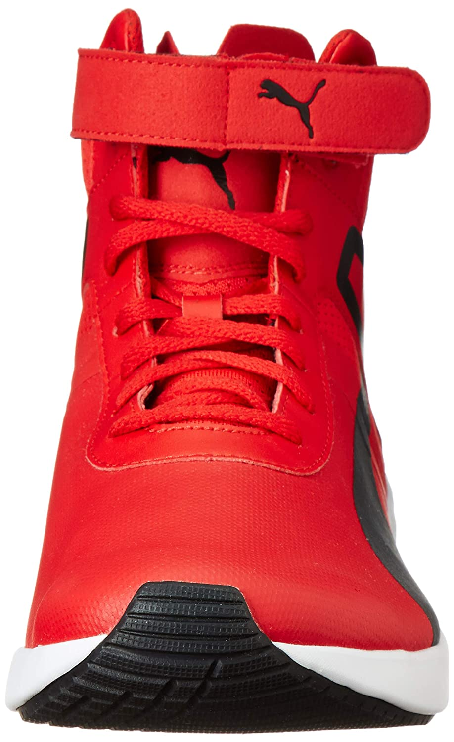 7449e846758 Puma Men s SF F116 Boot Rosso Corsa Black White Sneakers-8 UK India (42 EU)  (4057827804249)  Buy Online at Low Prices in India - Amazon.in