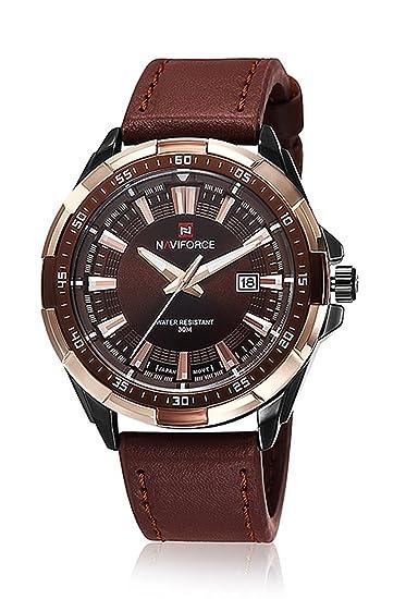 0e4be18f1659 NaviForce - Reloj de pulsera
