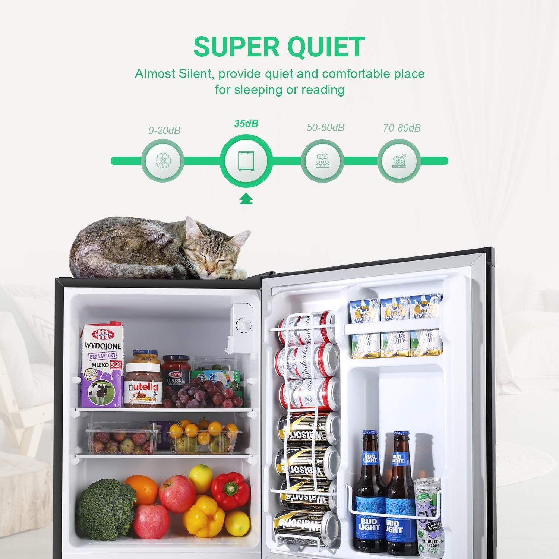 ghdonat.com Appliances Refrigerators TECCPO for Dorm Energy Star ...