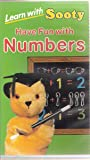 Sooty - Learn With Sooty - Have Fun With Numbers - [VHS] [2001]