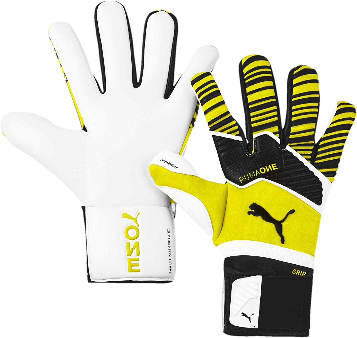 Amazon.com : PUMA ONE Grip 1 Hybrid PRO Hyper Energy Rush ...