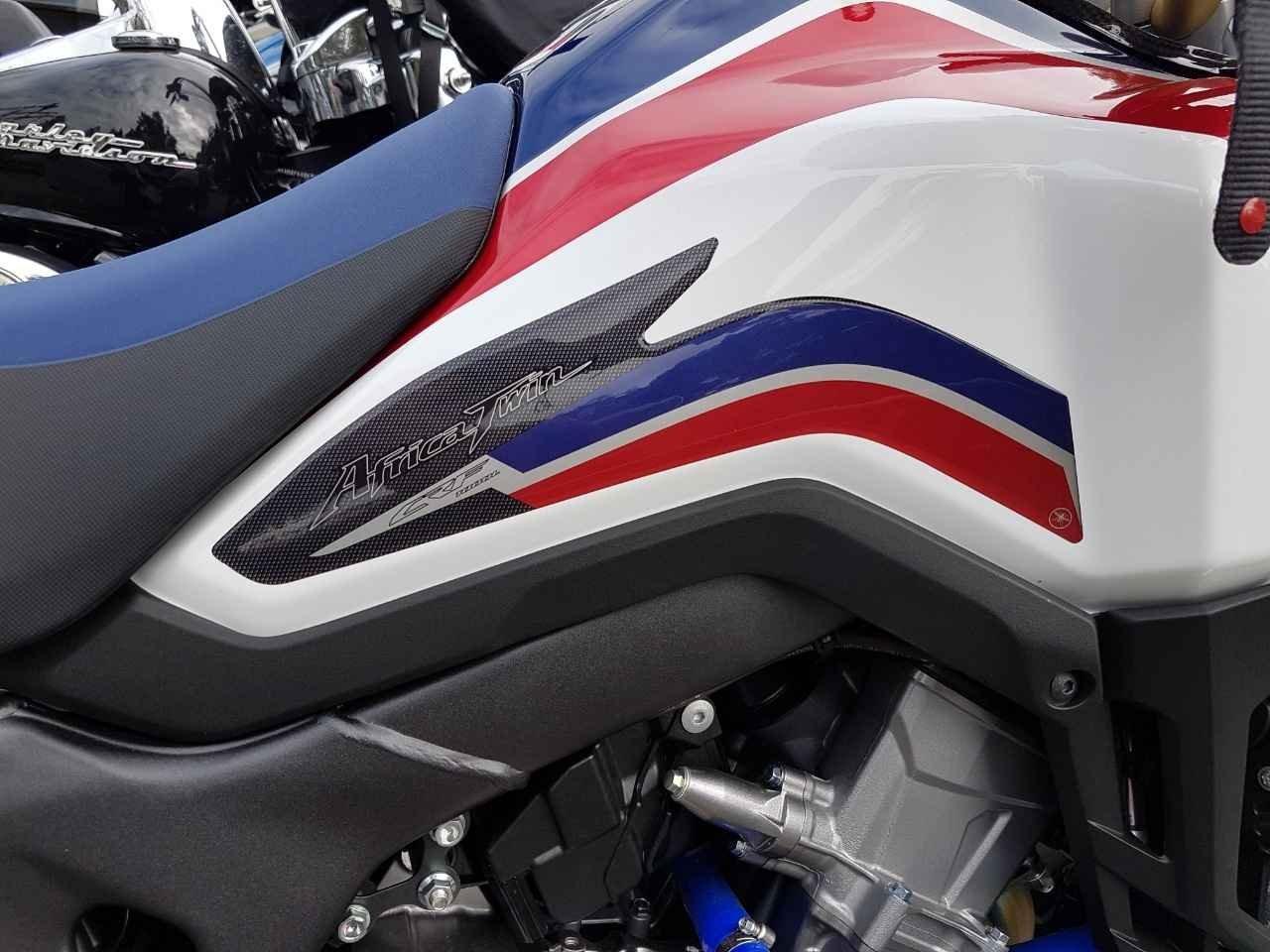 2 Aufkleber 3d Metall Schutz Seitenlichter Kompatibel x moto honda ...