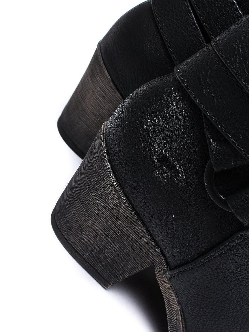Rocket Dog Salvador Womens Boots Black
