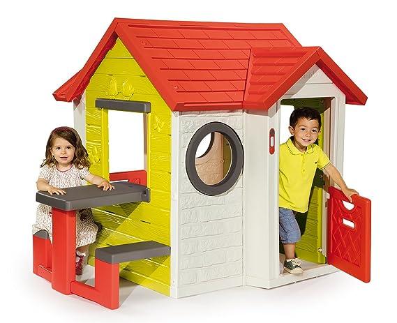 Sommerküche Smoby : Smoby spielhaus amazon spielzeug