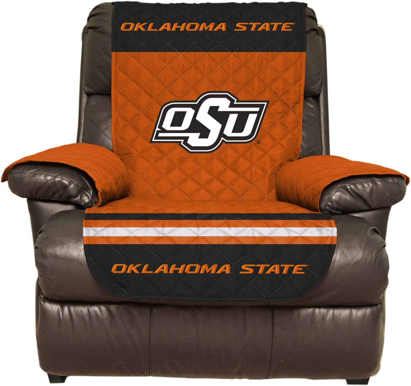Reversible Couch Cover - College Team Sofa Slipcover Set / Furniture Protector - NCAA Officially Licensed  sc 1 st  Amazon.com & Shop Amazon.com | Sofa Slipcovers islam-shia.org