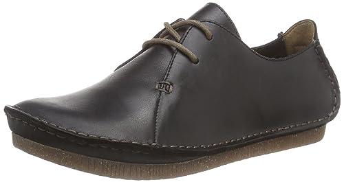 ec139457 Clarks Janey Mae, Zapatos de Cordones Derby para Mujer: Amazon.es: Zapatos  y complementos