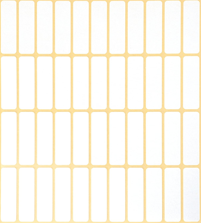 wei/ß 32 x 10 mm, 1.144 Aufkleber auf 26 Bogen, Vielzweck-Etiketten f/ür Haushalt, Schule und B/üro zum Beschriften und Kennzeichnen blanko Avery Zweckform 3397 Haushaltsetiketten selbstklebend