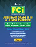 FCI Assistant Grade 2 , 3 And Junior Engineer Online Phase -1 Exam 2019